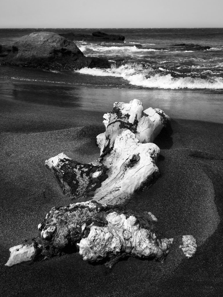 Tenerife - Beach - Black & White Fine Art Photography Series