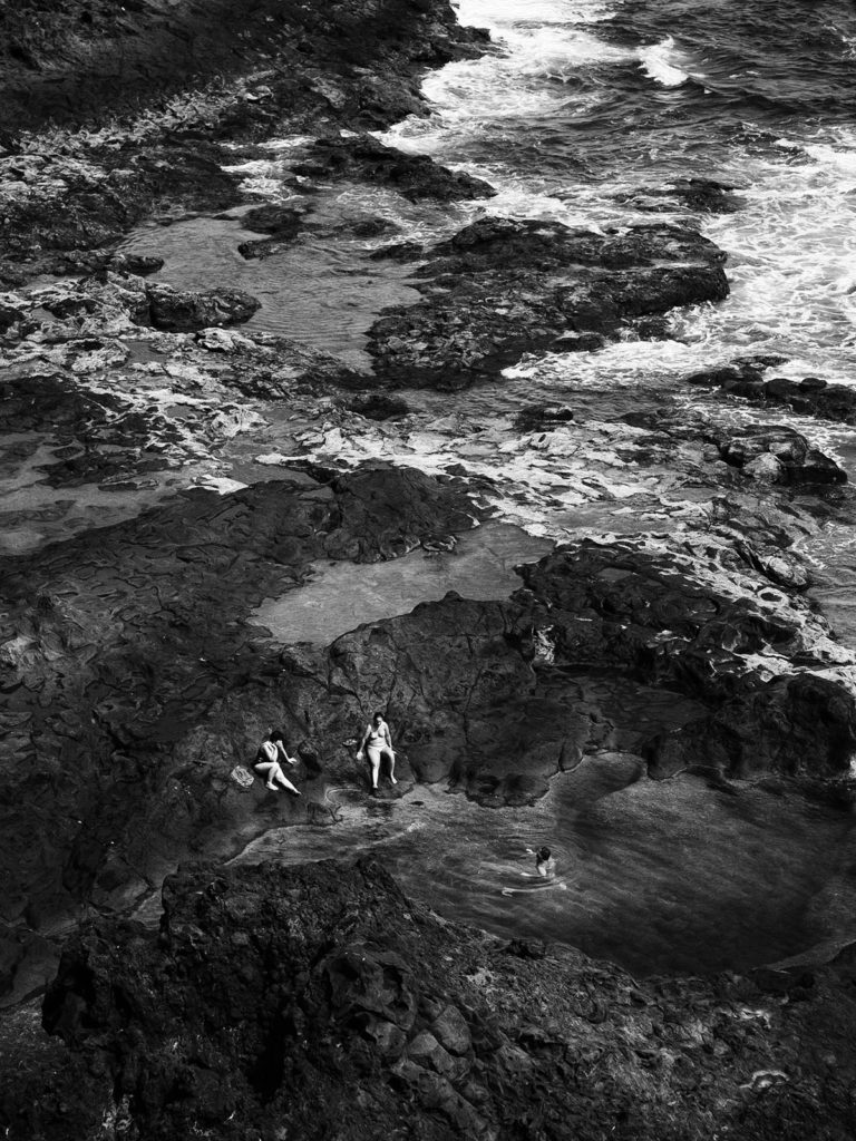 Tenerife - Mirador del Emigrante - Black & White Fine Art Photography Series