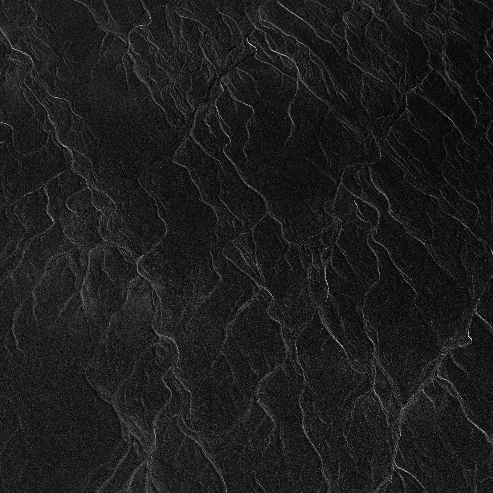 Waves of Sand - Texture - Black & White Fine Art Photography Series