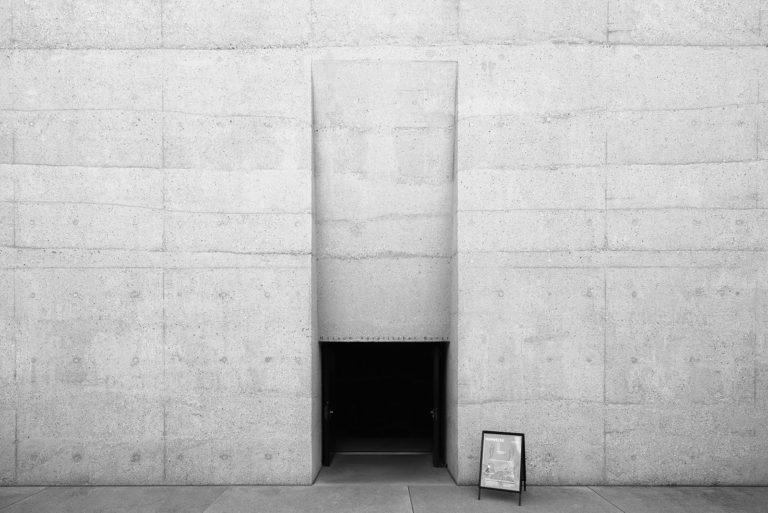 State Museum of Egyptian Art, Munich, Germany - Peter Böhm Architekten - Black & White Fine Art Architecture - Philipp Apler - MONOPHIL